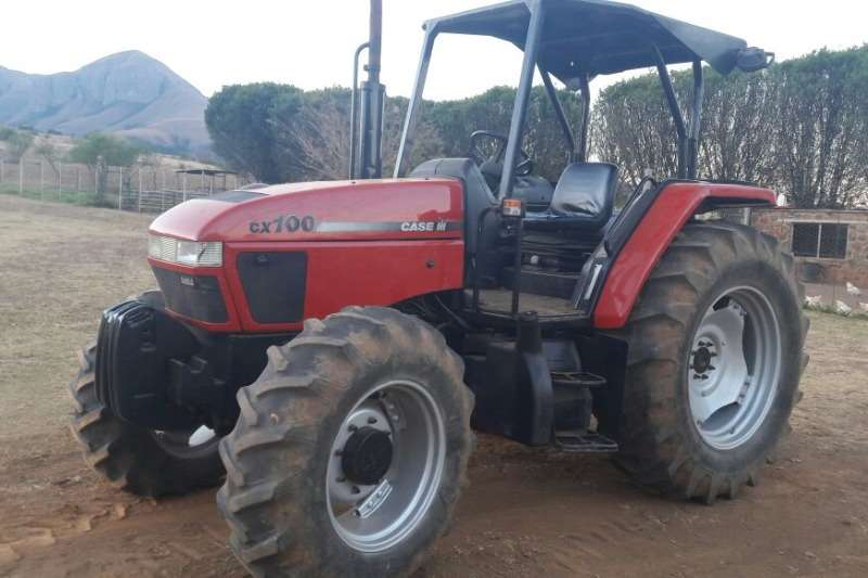 Case Four wheel drive tractors Case CX 100 Tractors