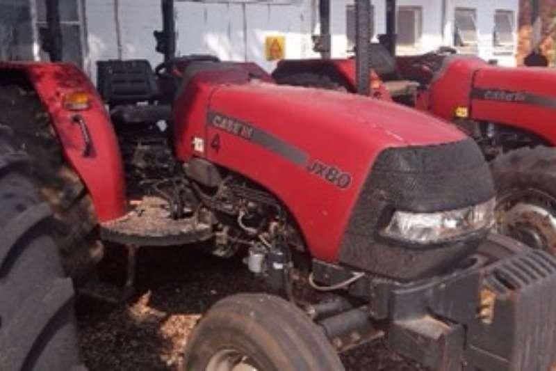 Case JX 80 Tractors