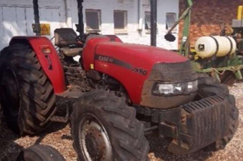 Case JX 90 Tractors