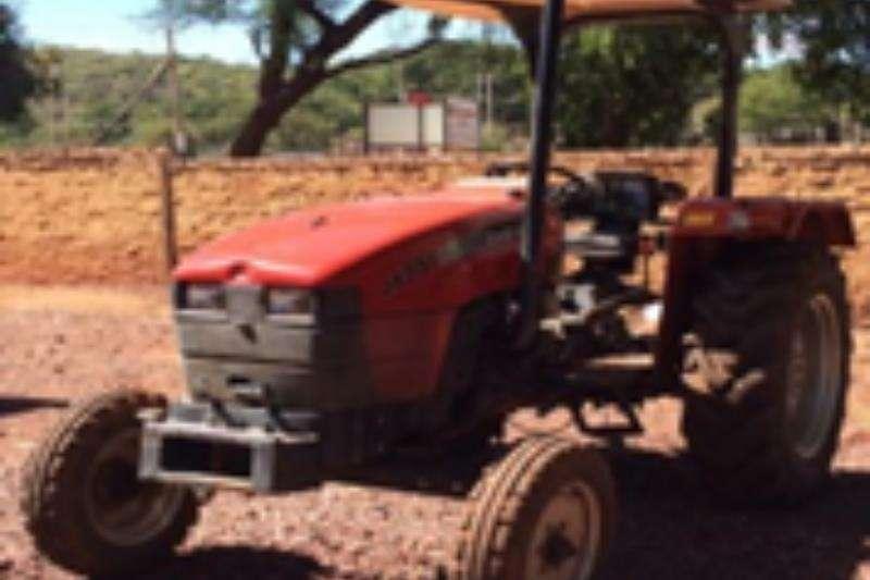 Case JX55T Tractors