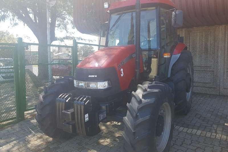 Tractors Case JX95 - 4x4 CAB 2016