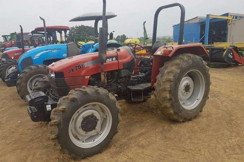 Case JXT 75 4x4 Tractors