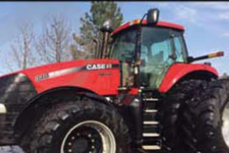 Case Magnum 340 Tractors