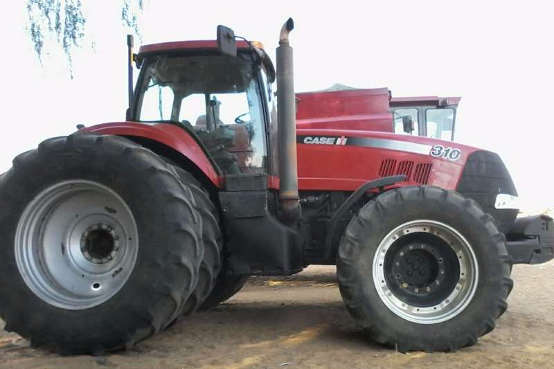 Tractors Case Model 310 2007