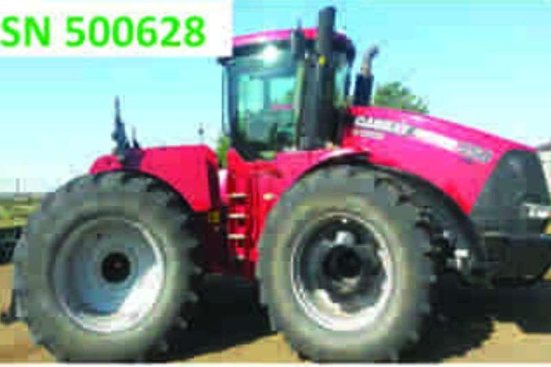 Tractors Case STX 550 STEIGER 2012