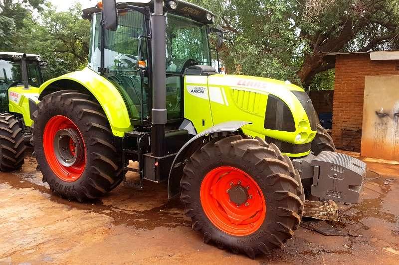 Claas Arion 630 C 4x4 Tractors