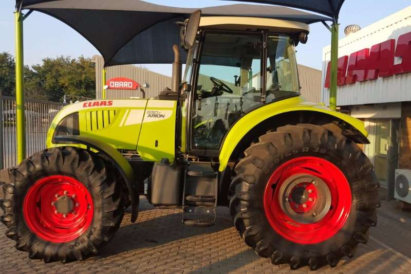 Claas Arion 630C Tractors