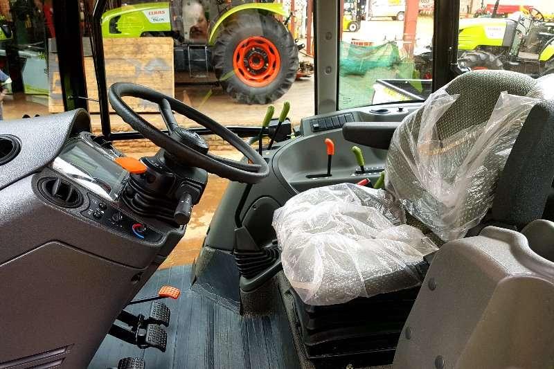 Claas Axos 340 CX 4x4 Tractor Tractors