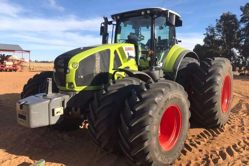 Claas Claas 950 Tractors
