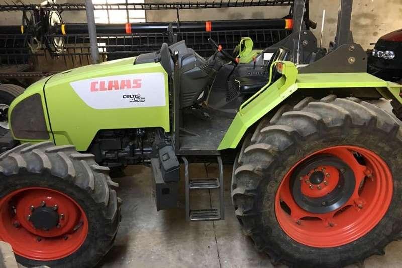 Claas Claas Celtis 456 Tractors