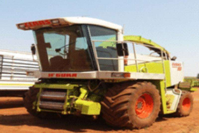 Claas Jaguar 880 Silage Harvester Refurbished Tractors