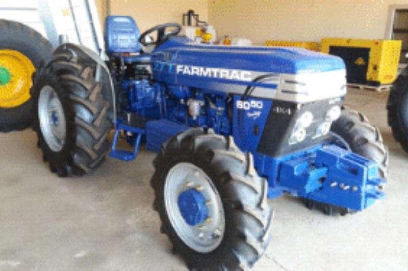 Farm Farmtrac 60.50 Demo Model Tractors