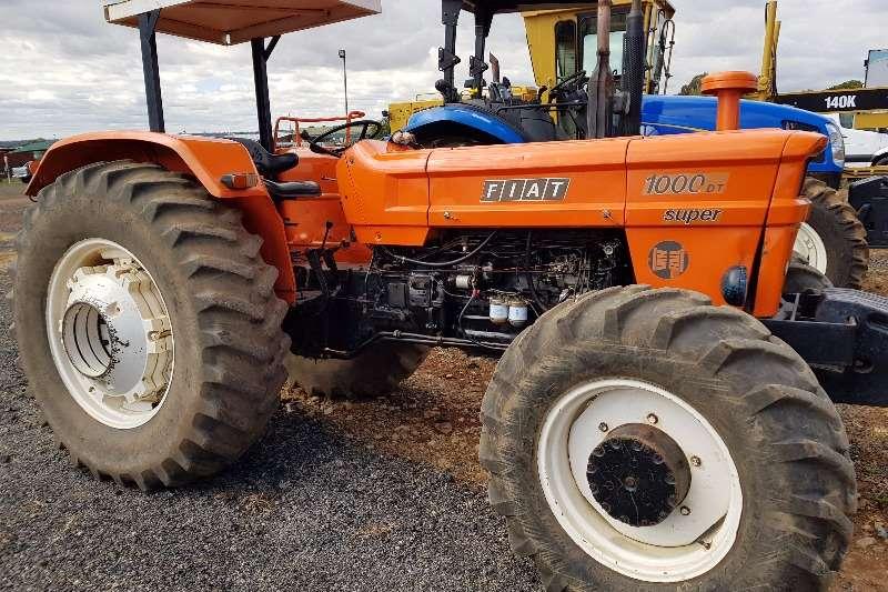 Tractors Fiat 1000DT Super 1985