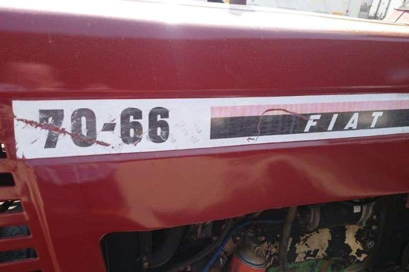 Fiat 70 66 Tractors
