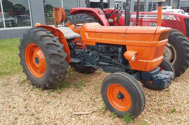 Fiat USed Fiat tractor Tractors