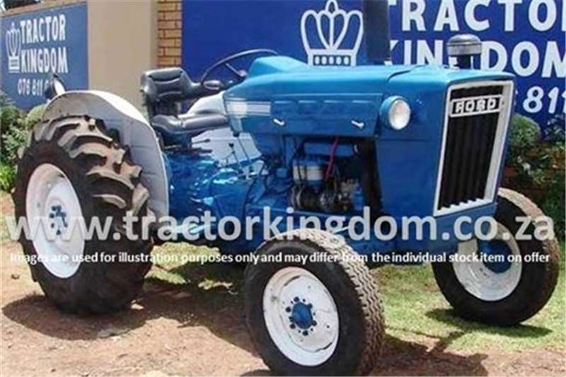 Ford 3000 Tractor Tractors