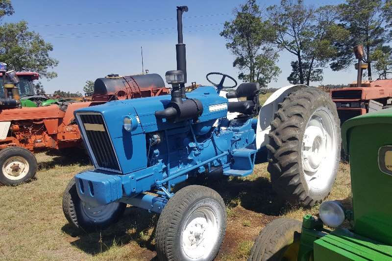 Ford 5000 Tractors