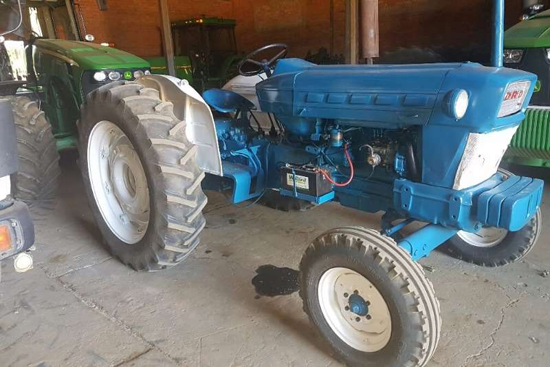 Tractors Ford 5000 - 4x2 0