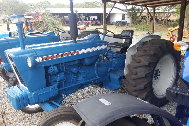 Ford Ford 5000 Tractors