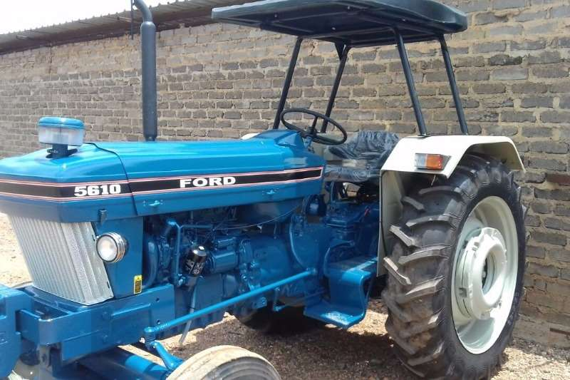 Tractors Ford Ford 5610 0