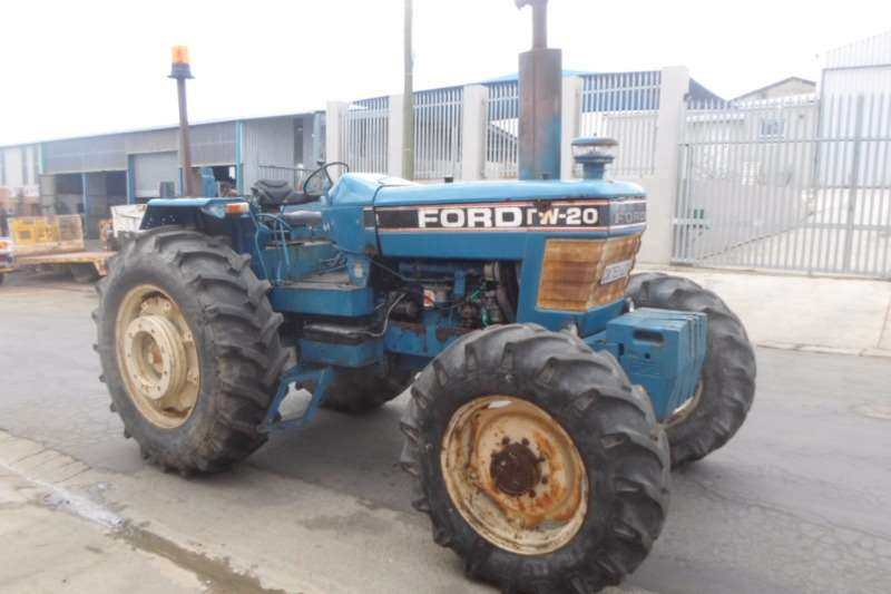 Ford TW20 4x4 Tractors