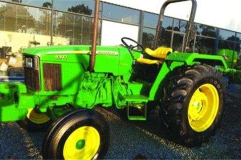 John Deere 5303 (twd)- Tractors