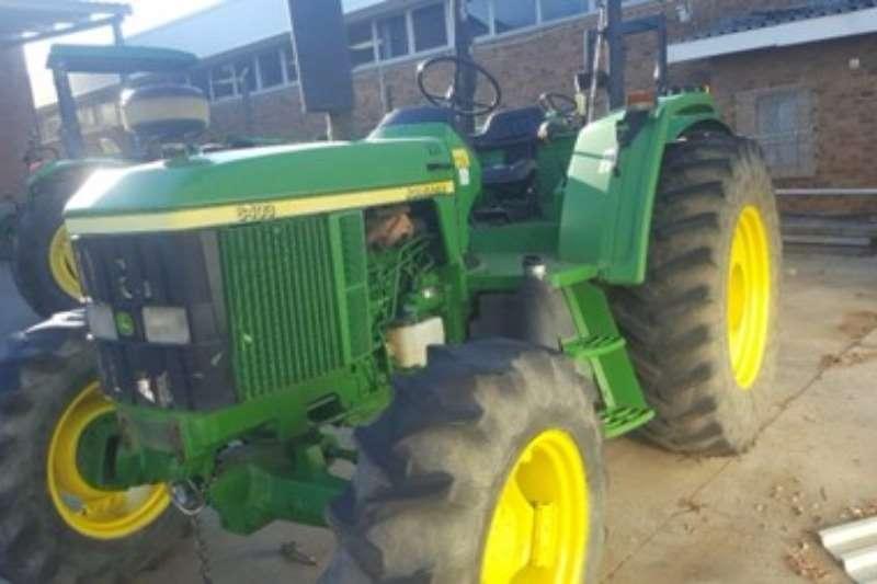 John Deere 6403 TWD Tractors