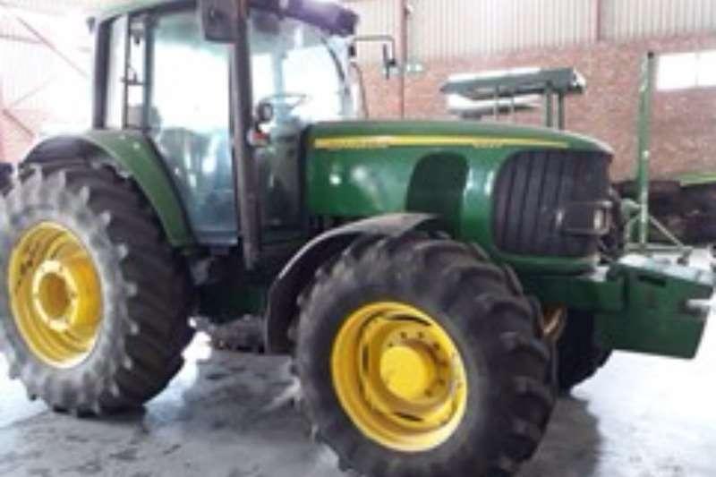 John Deere 6920 Tractors