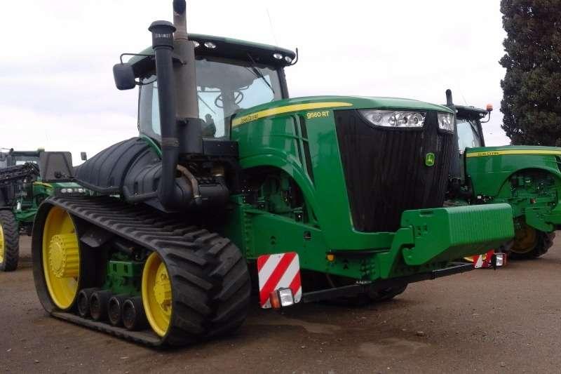 Tractors John Deere 9560 RT 2016