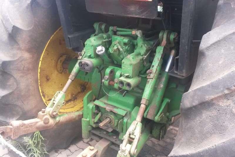 John Deere Four wheel drive tractors JD 4450 Tractor Tractors