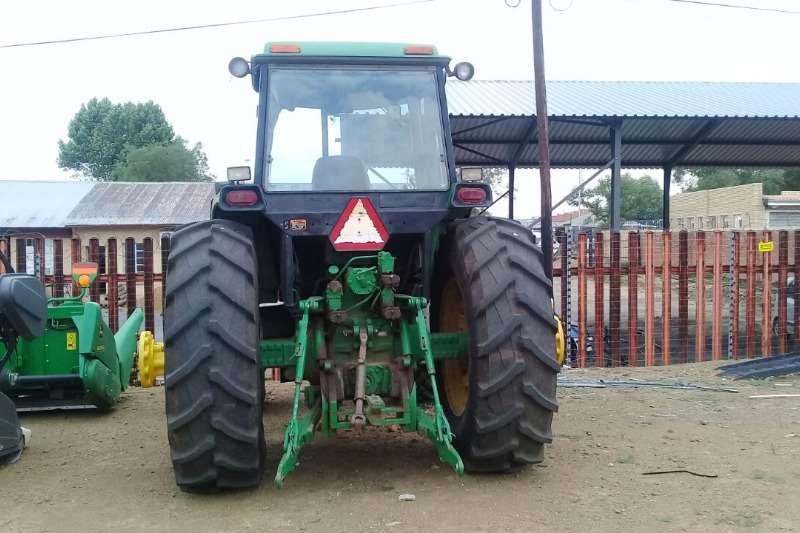 John Deere Four wheel drive tractors John Deere 4960 4wd..AS IS. Tractors