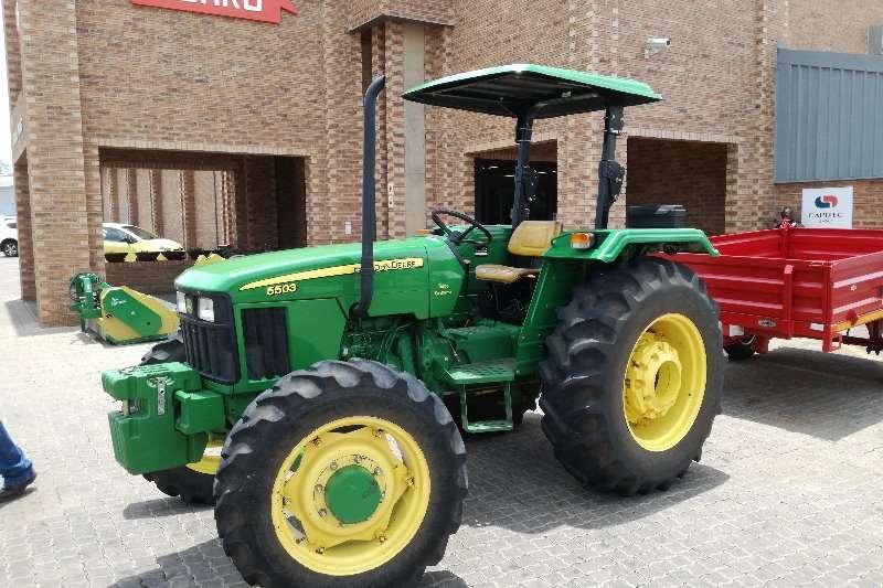 John Deere Four wheel drive tractors John Deere 5503 Tractors