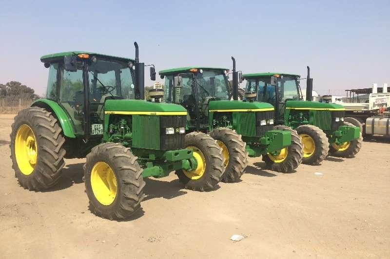 John Deere Four wheel drive tractors John Deere 6603 Tractors