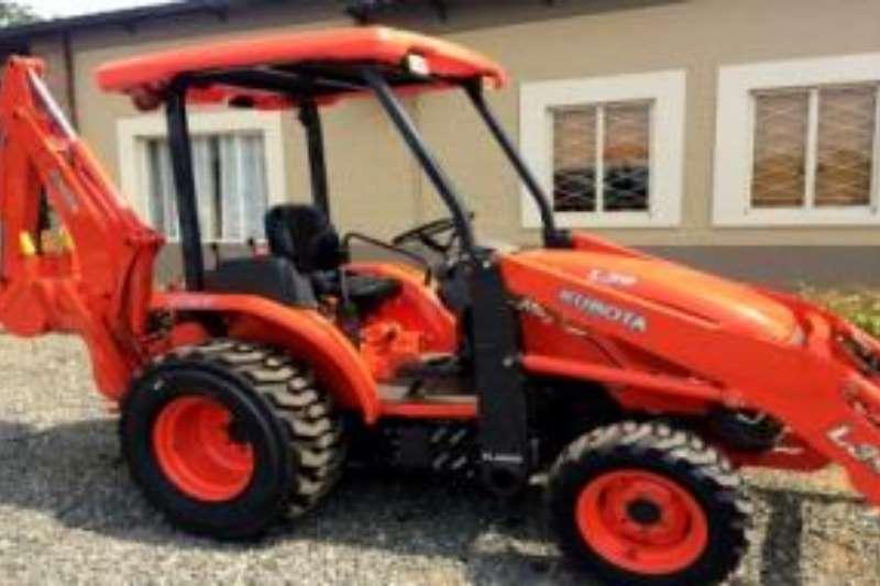 Kubota L39 Tractors