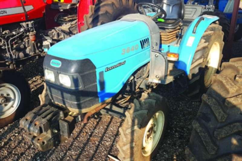 Landini 3640 Tractors