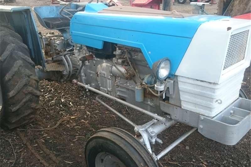 Landini 8000 Tractors
