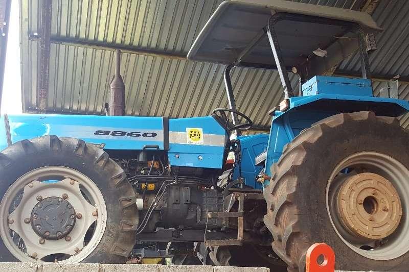 Landini 8860 4x4 Tractors