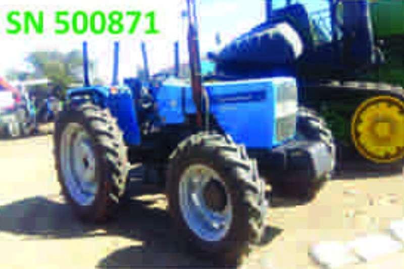 Tractors Landini 8865 4x4 2011