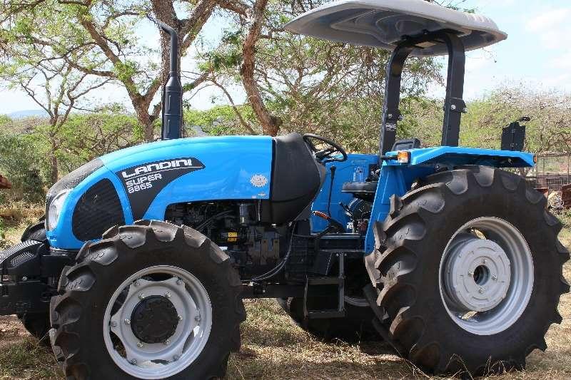 Landini 8865 Super Tractors