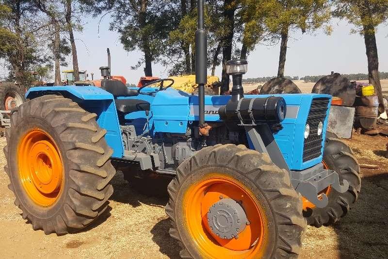 Landini Four wheel drive tractors Landini 7500 4x4 Tractors