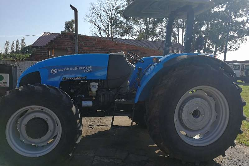 Landini Four wheel drive tractors Landini GLOBAL FARM 100 Tractors