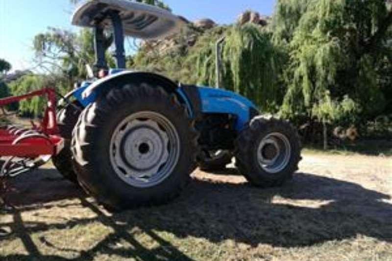 Landini Four wheel drive tractors Landini Globalfarm 4x4 73KW Tractors