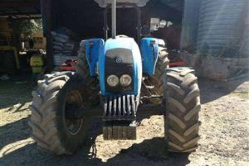 4 Wheel Drive Farm Tractors : Landini globalfarm kw four wheel drive