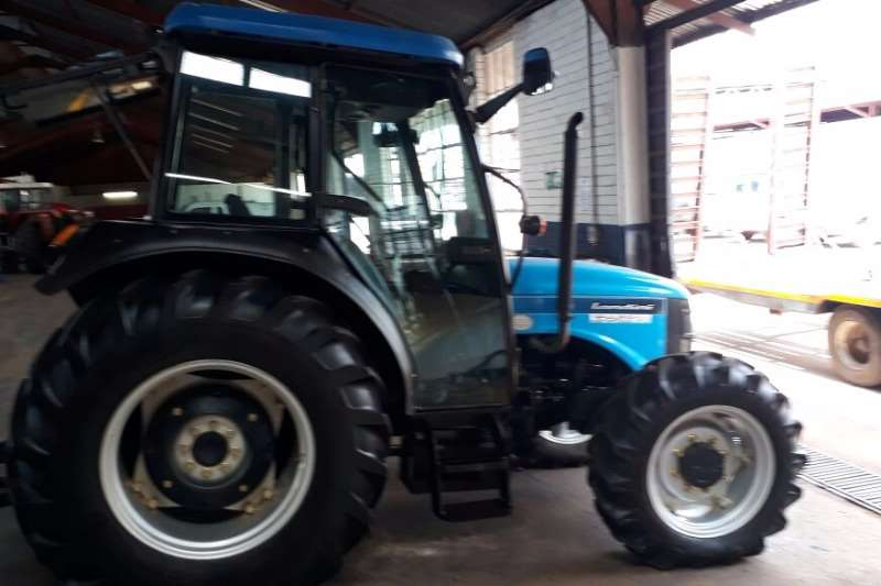 Landini Four wheel drive tractors Landini SOLIS 90 Cab Tractors