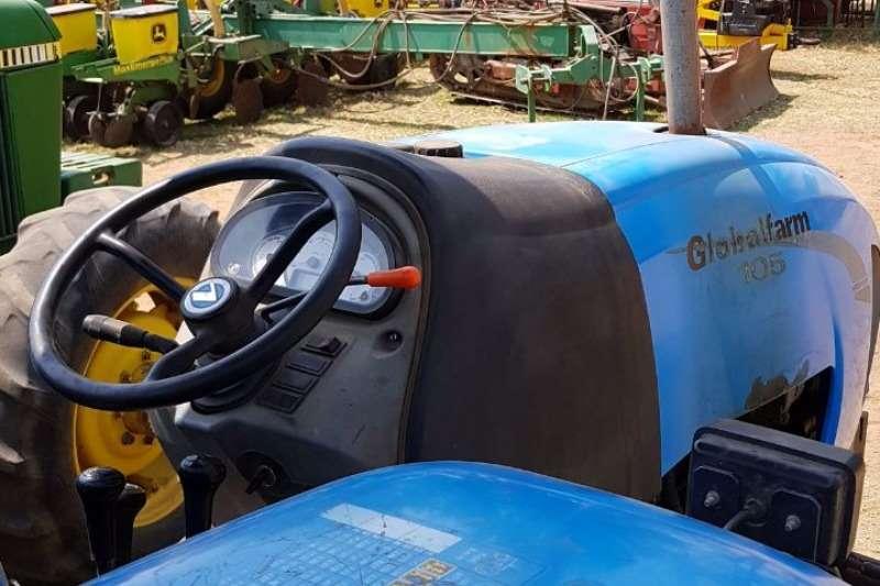 Landini Globalfarm 105 Tractors