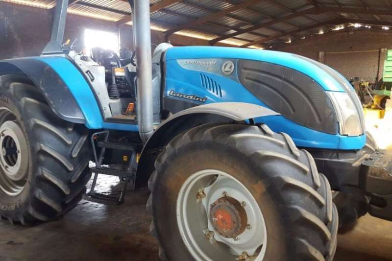Landini Landini Land power 165 Tractors