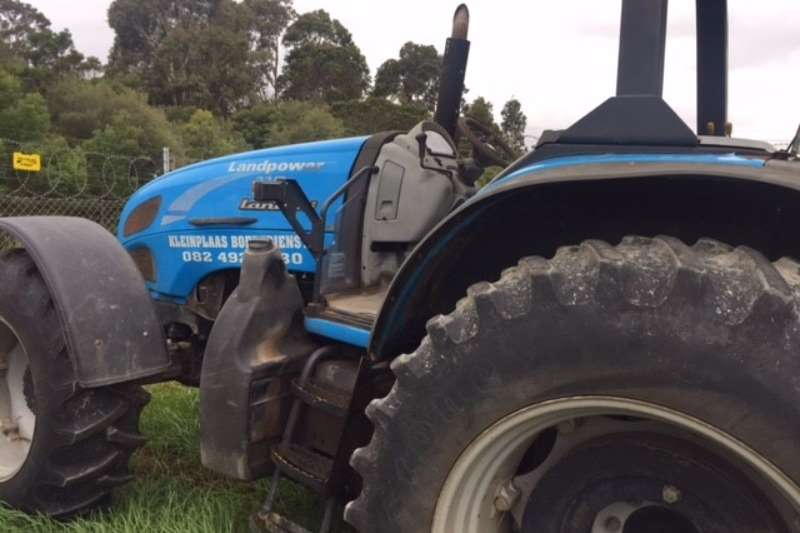 Landini LANDPOWER 115 Tractors