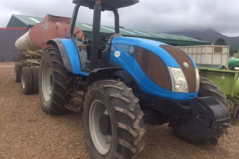 Landini LANDPOWER 125 Tractors