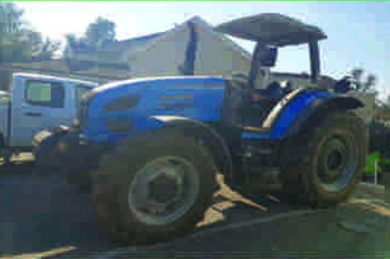 Tractors Landini Legend 125 DT 0