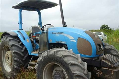 Tractors Landini POWERFARM 95 0